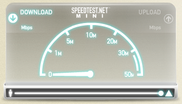 speedtest.net mini